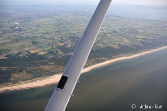 Photo: Og der var vi i land over Nederland