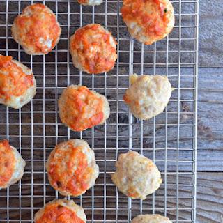 Simple Baked Turkey Meatballs