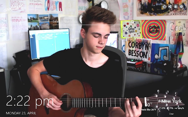 Corbyn Besson HD Wallpapers Why Dont We Theme