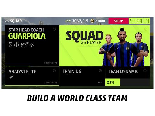 SEASON 20 Pro Football Manager 3.6.2 screenshots 6