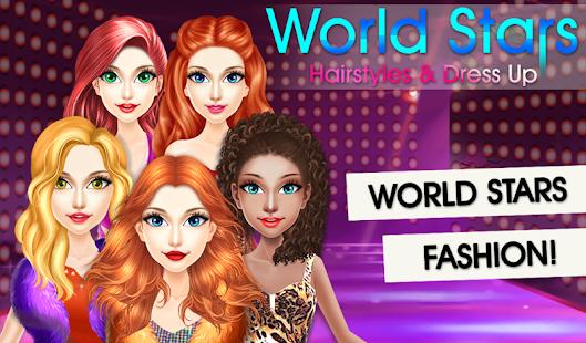 Weltstars Fashion Frisuren & Verkleiden – Apps bei Google Play