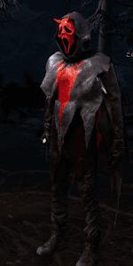 降り注ぐ血液