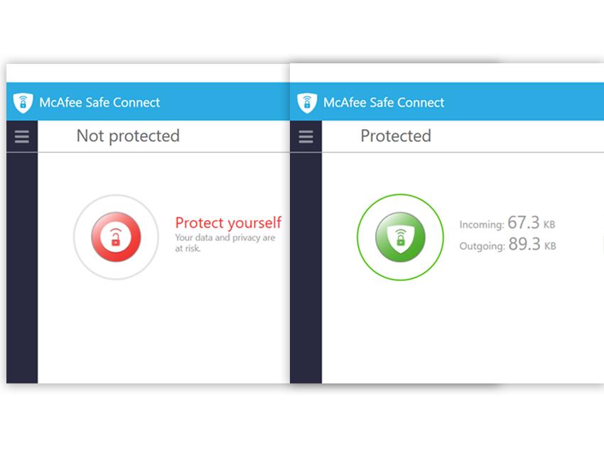 McAfee Safe Connect is the Safe VPN