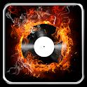 免费鼓和低音的音乐 icon