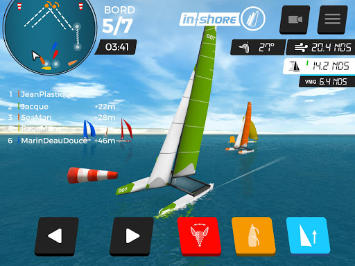 Virtual Regatta Inshore apktram screenshots 9