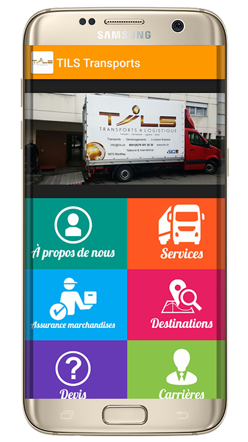 TILS Transports- screenshot