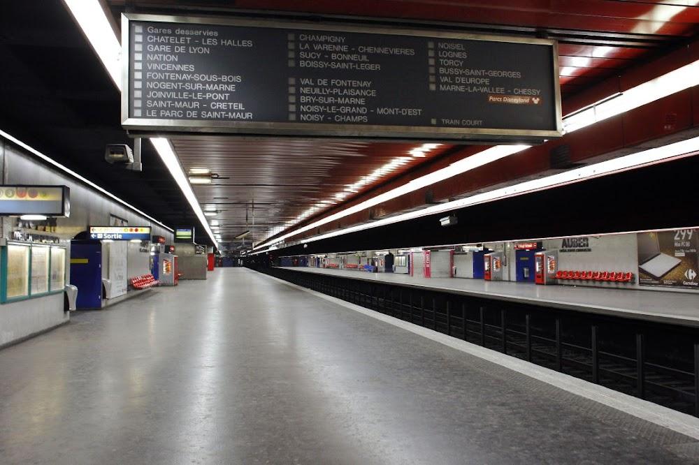 Werkers om Parys te verlam met massiewe metro-staking oor pensioenhervorming