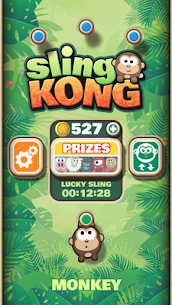 Sling Kong MOD (Unlimited Money) 1