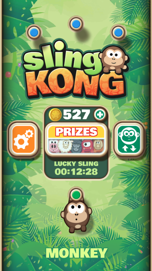 Sling Kong- screenshot