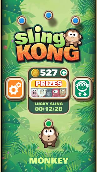 Sling Kong- screenshot thumbnail