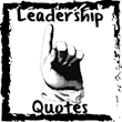 Leadership Quotes and Sayings