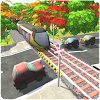 Railroad Car Traffic SIM 2017