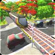 Railroad Car Traffic SIM 2017