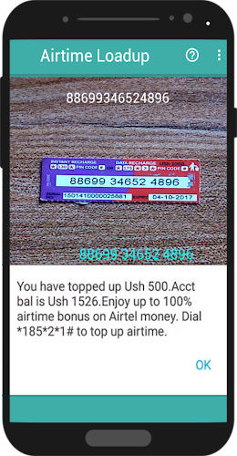 Download Airtime Loadup APK latest version app by IwatSolutions for
