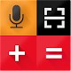 All in one voice calculator:Camera, BMI,  Presets (app)