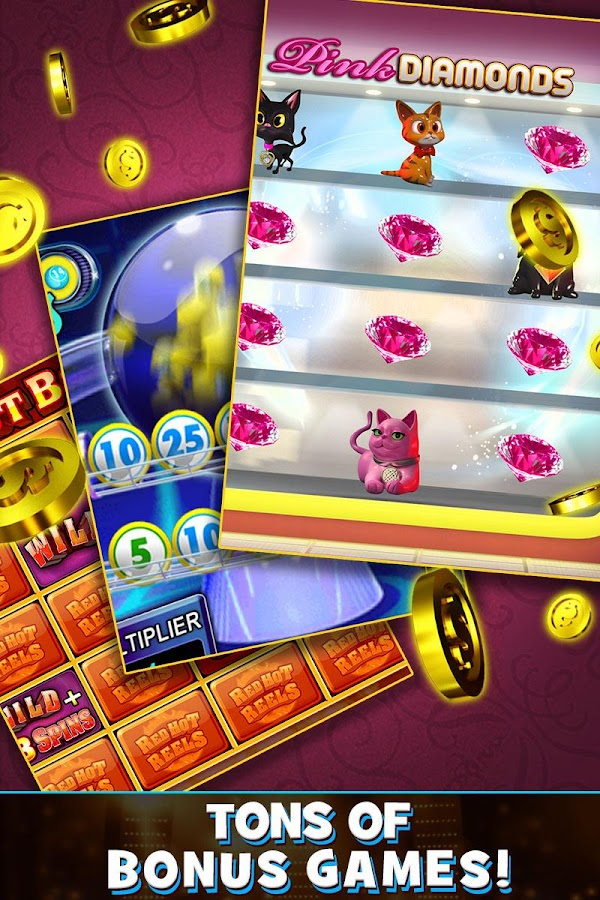 Slots - 3-D Vegas Party Slot Machines & Casino App- screenshot