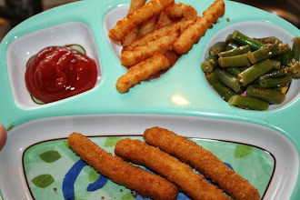 Photo: Here is the final meal for my kiddos. I have a feeling this is going to be a big hit.