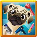 Dog Pet Care Clinic mobile app icon