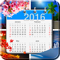 2016 Calendar App for Android™ icon