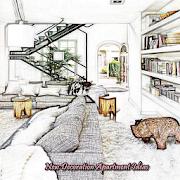 Decoration Indoor Apartment Ideas