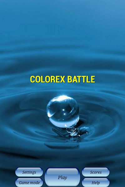 Colorex Battle- screenshot