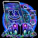 3D DJ Cool Mello Gravity Theme icon