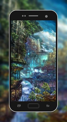 Fantasy Wallpapers 1.2 screenshots 2