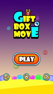 Gift Box Move - náhled