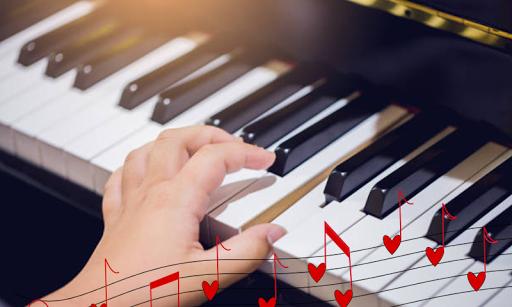 Perfect Real Piano Musical Keyboard Tunes App 2019 15.1 screenshots 2
