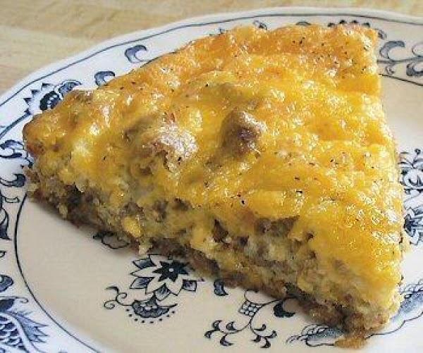 White Castle Pie Recipe