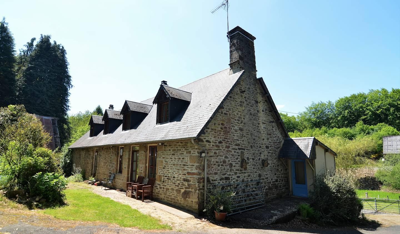 House with garden Chaulieu