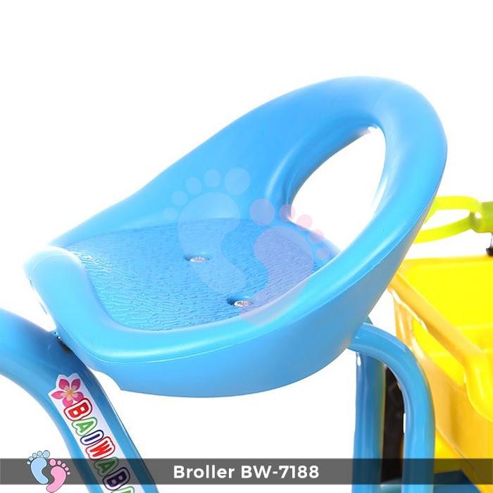 Xe đạp trẻ em 3 bánh Broller XD3-7188 15