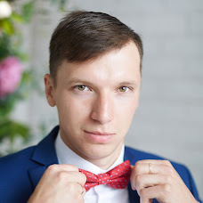 Свадебный фотограф Юлия Бурдакова (vudymwica). Фотография от 11.07.2018