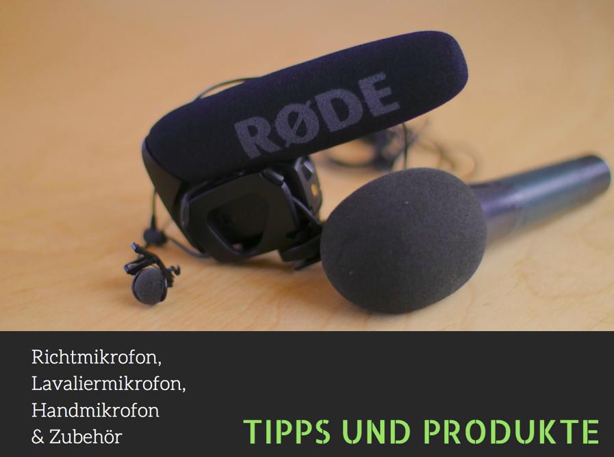 Ratgeber: Mikrofontypen im Vergleich