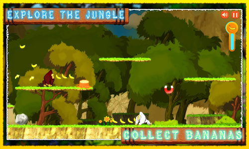 Gorilla Jump screenshot 1
