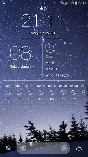 حالة الطقس screenshot 4