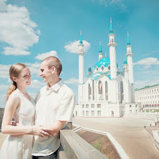Wedding photographer Rafis Zakirov (Rafisalizm). Photo of 31.07.2013