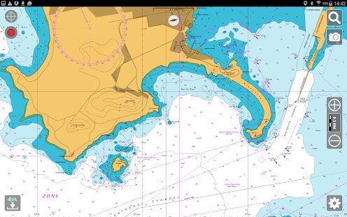 Aqua Map South Africa GPS- screenshot thumbnail
