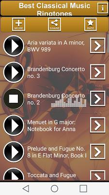 Best Classical Music Ringtones - screenshot