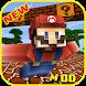 Mod Super Mario 3D Minecraft Un-official