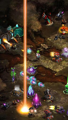 Ancient Planet Tower Defense Offline 1.1.87 de.gamequotes.net 5
