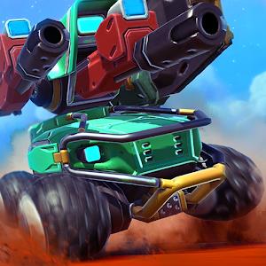 Turbo Squad: Build and Battle 0.133 APK MOD