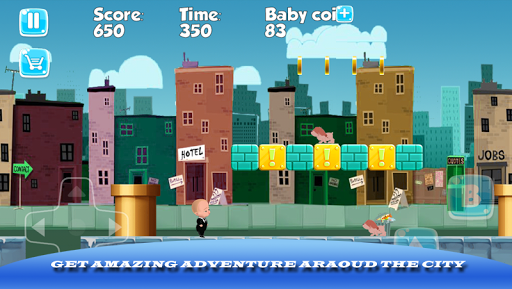 Baby Boss Secret Adventure Apk Download Free for PC, smart TV