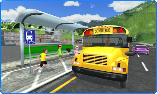 City Bus Simulator - Impossible Bus & Coach Drive 1.1 screenshots 2