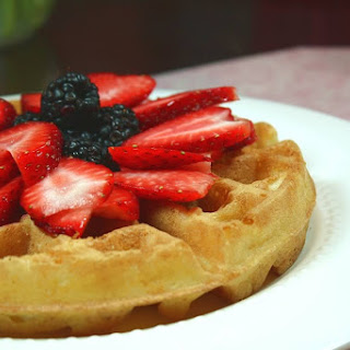 Belgian Waffles With Cake Flour Recipes