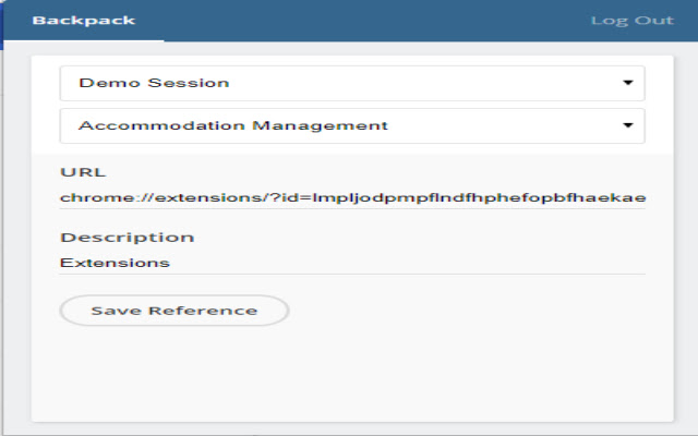 Impartus Chrome Extension