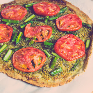 21 Day Sugar Detox Pesto Pizza!