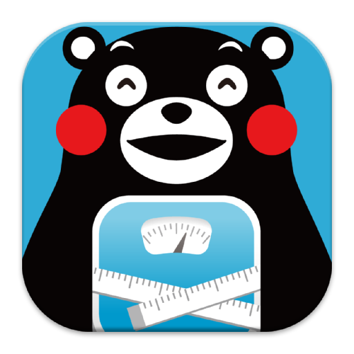 Kumamon Weight Icon