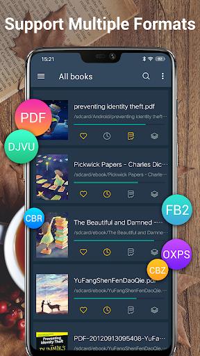 EBook Reader & PDF Reader Apk 2