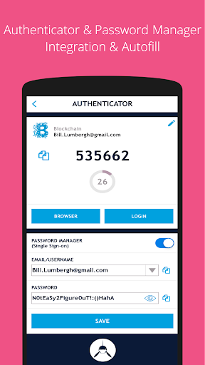 SAASPASS Authenticator 2FA App & Password Manager - Apps on